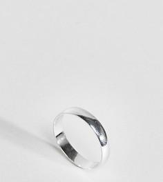 Серебряное кольцо ASOS DESIGN - Серебряный