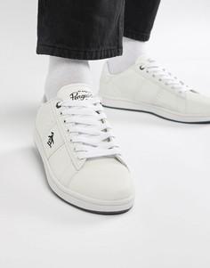 Белые кроссовки для широкой стопы Original Penguin Stedaman - Белый
