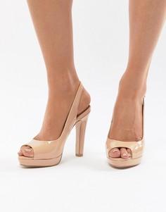 Туфли на высоком каблуке Miss KG Cleo - Бежевый
