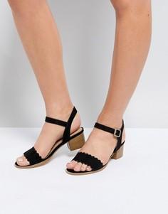 Босоножки на каблуке Miss KG Rosie - Черный