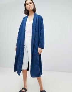 Джинсовая куртка Waven Anja - Синий