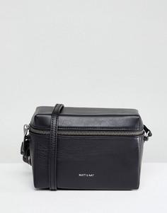 Сумка для фотоаппарата через плечо Matt & Nat Vixen - Черный