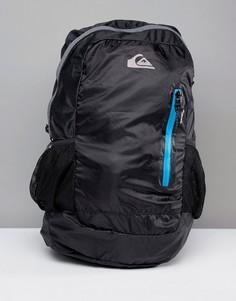 Черный складной рюкзак Quiksilver Octo - Черный