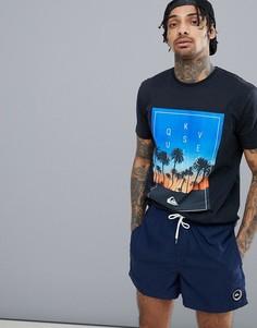 Темно-синие шорты длиной 15 дюймов Quiksilver Everyday Volley - Темно-синий