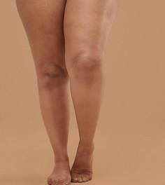 Телесные колготки 15 ден Nubian Skin - Medium - Бежевый