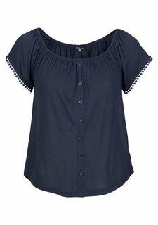 Пляжная блузка Lascana