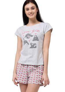 Пижама с шортами Sela