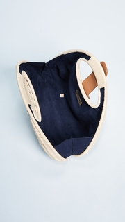 ROCIO Mandy Wicker Basket Bag