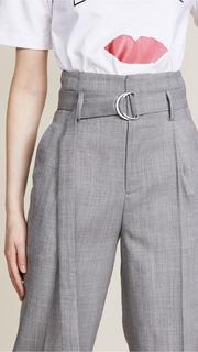Edition10 High Waist Tie Pants