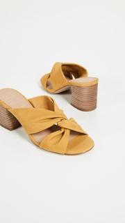 Madewell The Sari Crisscross Sandals