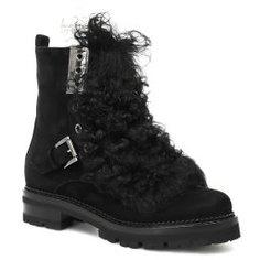 Ботинки NANDO MUZI T401ADE черный
