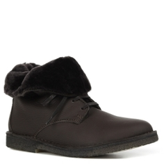 Ботинки LORIBLU WMK65BWF темно-коричневый