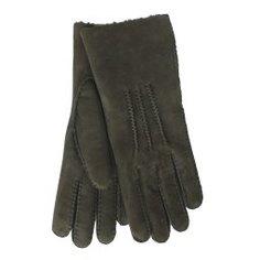 Перчатки AGNELLE CURLY/ND темно-зеленый