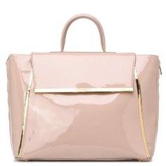 Сумка LORIBLU B.8339 бежево-розовый