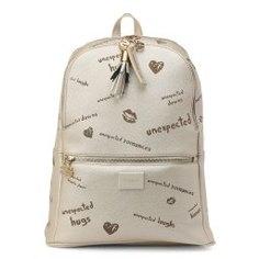 Рюкзак DESIGUAL 18SAXPHT светло-золотой