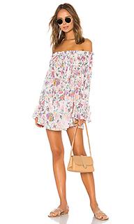 Мини-платье с открытыми плечами brogan - Tularosa