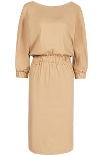 Платье с длинными рукавами La Reine Blanche