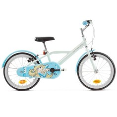 Детский Велосипед 16 Дюймов 500 Princess (4-6 Лет) Btwin