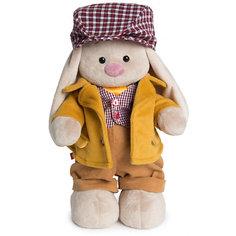 Мягкая игрушка Budi Basa Зайка Ми-мальчик Лондон, 32 см