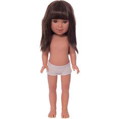 Кукла Паулина, брюнетка с челкой, Vestida de Azul