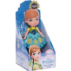 """Мини-кукла """"Холодное сердце"""" Анна в зеленом платье, 7.5 см Disney"""