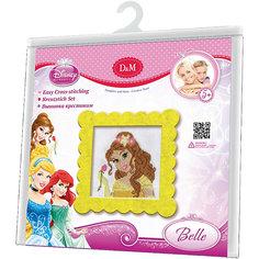 """Набор для вышивания крестиком """"Белль"""", Принцессы Дисней"""