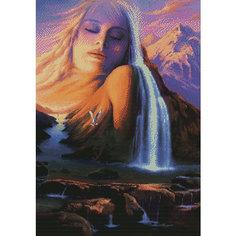 Набор для вышивания Белоснежка «Очарование», 45х62 см