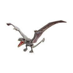 "Фигурка динозавра Jurassic World ""Атакующая стая"", Диморфодон, серый Mattel"