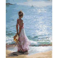 Картина по номерам Белоснежка «Утренняя прогулка», 40x50 см