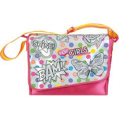 POP Игровой набор детской декоративной косметики в сумке
