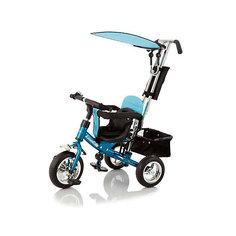 Велосипед трехколесный Lexus Trike Next Generation, синий, Jetem