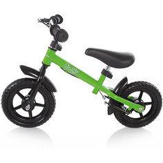 """Беговел детский """"Fivity"""", зеленый, Baby Care"""