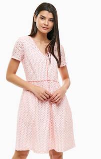 Хлопковое платье с вышивкой Cath Kidston