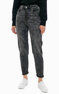 Зауженные джинсы с высокой талией Cheap Monday