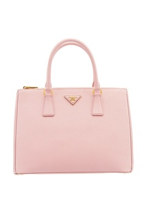 Розовая сумка Galleria Prada
