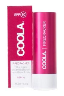 Оттеночная солнцезащитная помада SPF30 Firecracker, 4,2 g Coola Suncare