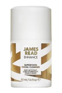 Очищающий гель для лица SUPERFOOD FACIAL CLEANSER, 50 ml James Read