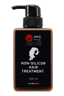 Бальзам для волос Non-silicon Hair Treatment, 400 ml Enhel Beauty