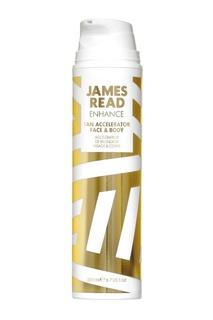 Усилитель загара для лица и тела TAN ACCELERATOR, 200 ml James Read