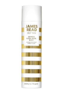 Экспресс-маска для тела автозагар EXPRESS GLOW MASK TAN BODY, 200 ml James Read