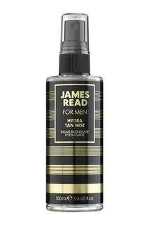 Мужской спрей Освежающее Сияние HYDRA TAN MIST, 100 ml James Read