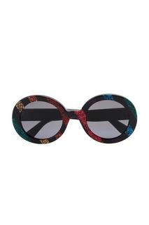 Очки с блестками Gucci