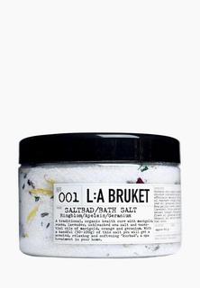 Соль для ванн La Bruket