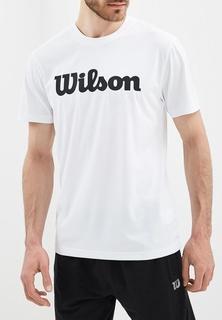 Футболка спортивная Wilson