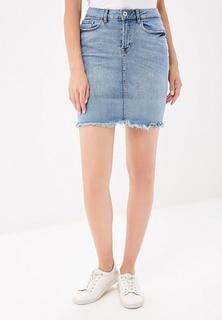 Юбка джинсовая Ichi