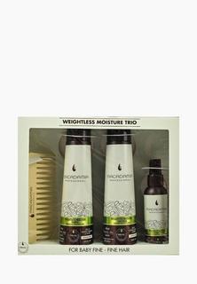 Набор для ухода за волосами Macadamia Natural Oil