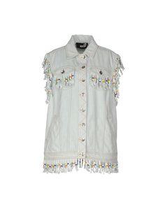 Джинсовая верхняя одежда Love Moschino