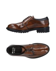 Обувь на шнурках Blauer