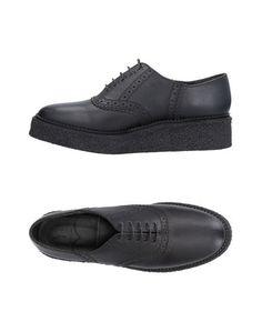 Обувь на шнурках YS Yohji Yamamoto