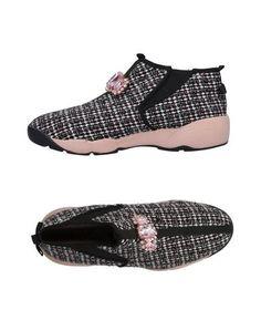 Низкие кеды и кроссовки So•Queen